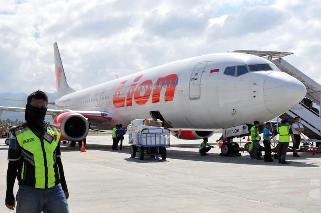 消息を絶ったライオン航空の旅客機と同型のボーイング737