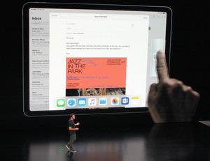ペンシルが本体に張り付いた 新iPadプロをレビュー
