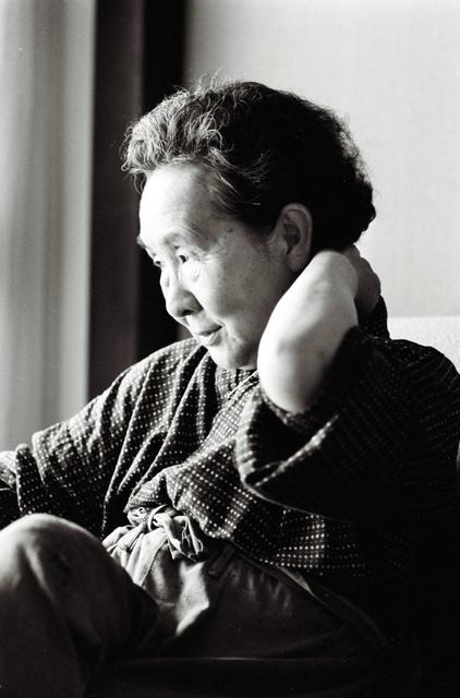 生前の徳川幹子さん