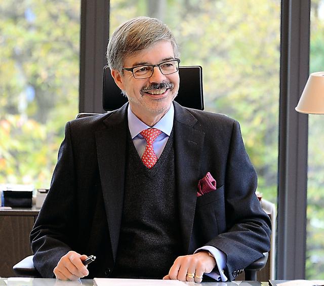 ハンス・カール・フォン・ヴェアテルン大使