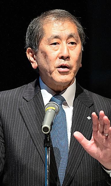 早稲田大学総長・田中愛治さん