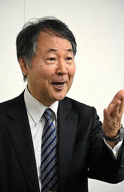 小川正人氏