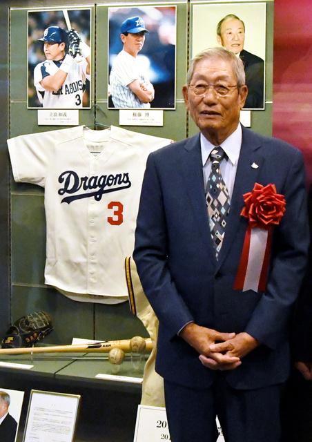野球殿堂入りが決まった権藤博さん