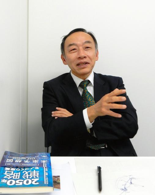 内藤克彦・京都大学特任教授