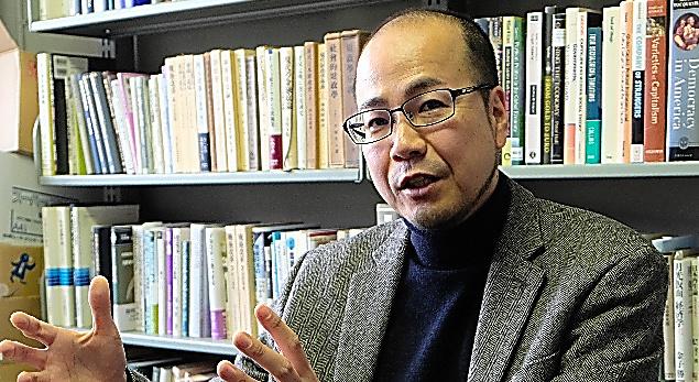 井手英策・慶応大教授