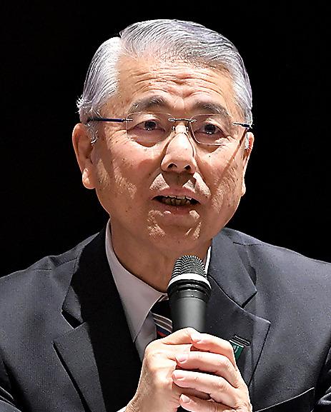 富岡清さん