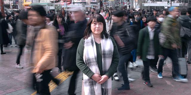 世の中の人が、何に困っているのか、何を求めているのか。「いつも、いつも考え続けている」と言う=東京都渋谷区