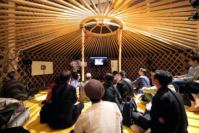 昨年4月に開かれたナレッジキャピタル大学校。様々な専門分野の講師が2日間、100超の講座を開いた=大阪市北区、ナレッジキャピタル提供