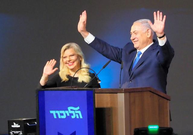 イスラエル総選挙、現職首相が続...