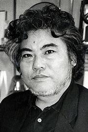 関根伸夫=1993年撮影