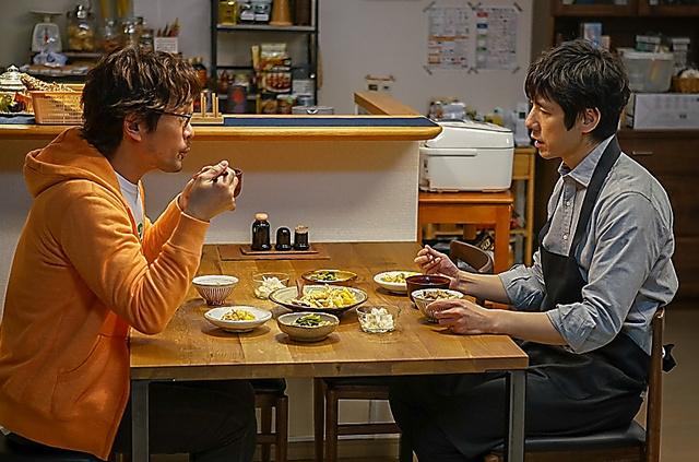テレビ東京などで放送している「きのう何食べた?」から(C)「きのう何食べた?」製作委員会
