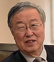 周小川・前中国人民銀行総裁