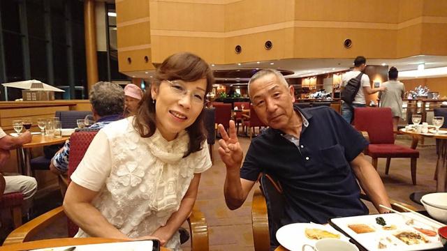 夫婦そろって旅行を楽しめるようにもなった(落合隆子さん提供)