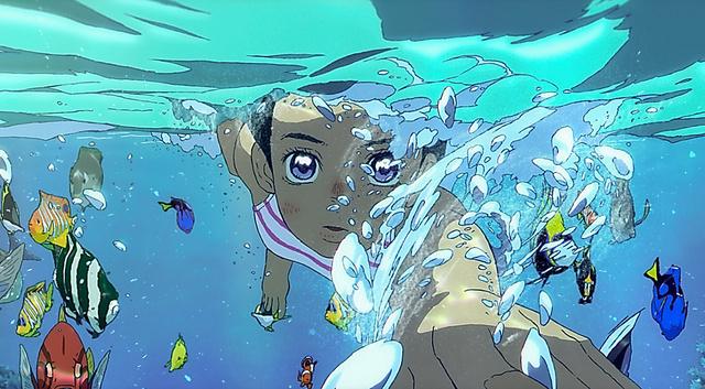 「海獣の子供」