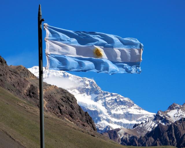 アルゼンチンには南米大陸最高峰のアコンカグアがある