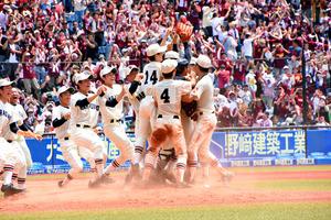 速報!高校野球    静岡朝日テレビ