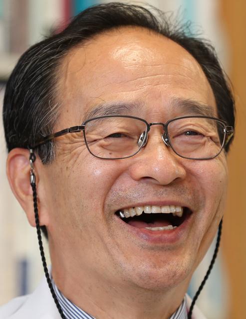 松沢病院の斎藤正彦院長=嶋田達也撮影