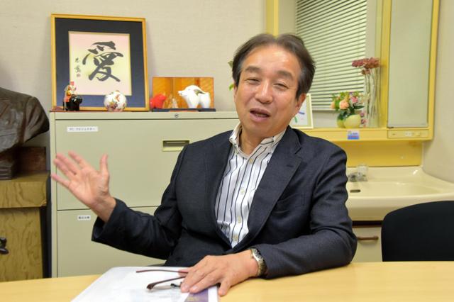 久留米大学の内村直尚教授。同大病院は1981年に日本初の睡眠障害の専門外来を開設した。