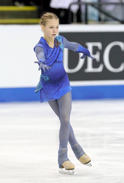 フィギュア スケーター 女子