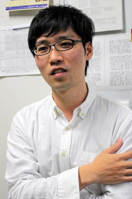 寺沢拓敬・関西学院大准教授