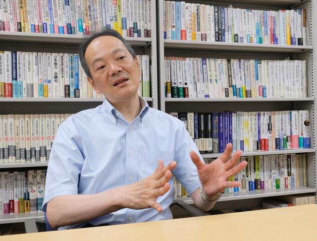 待鳥聡史・京都大学教授