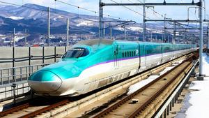 青函トンネル内の速度アップで3分短縮 北海道新幹線