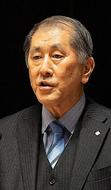 田中愛治さん