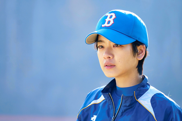 映画「野球少女」から (C)2019 KOREAN FILM COUNCIL. ALL RIGHTS RESERVED
