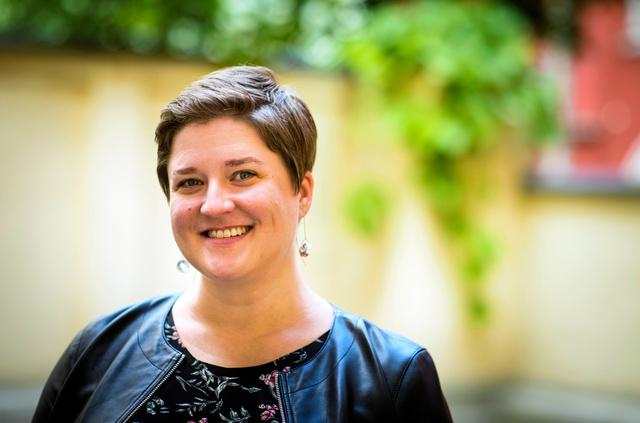 フィンランドのサイラ・ルース社会保健副大臣=同国政府提供