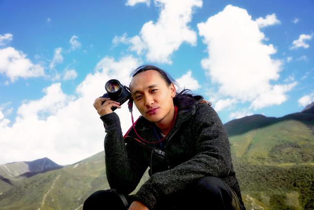 映画「ブータン 山の教室」のパオ・チョニン・ドルジ監督=本人提供