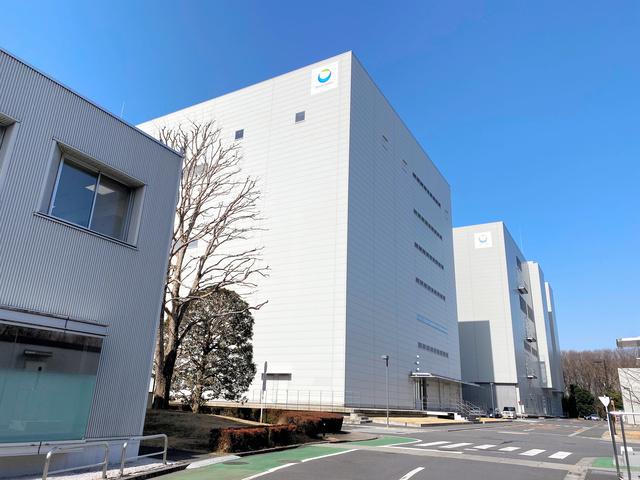 第一三共が自社開発のワクチンを製造する工場=埼玉県北本市、同社提供