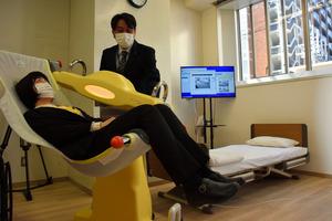 介護ロボ普及へ「北九州モデル」 市がセンター開設