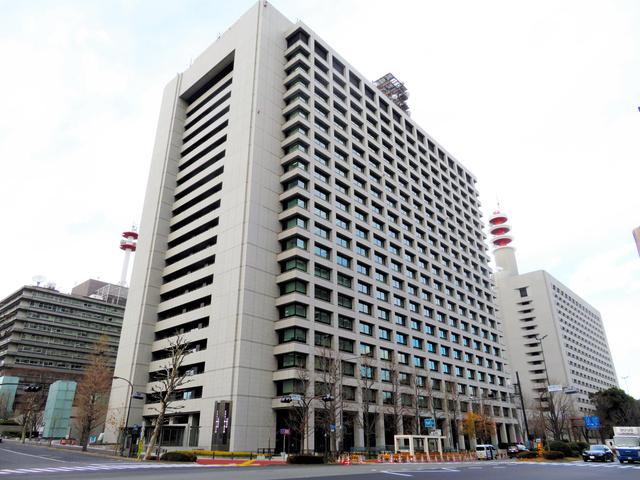 警察庁が入る中央合同庁舎2号館=東京都千代田区