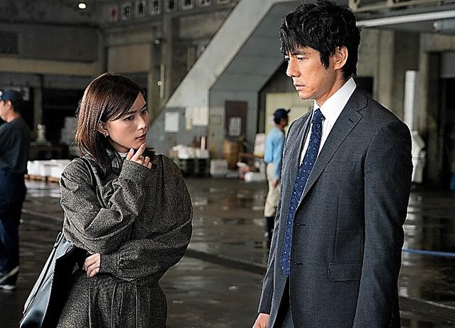 17日放送の「真犯人フラグ」第2話から(C)日本テレビ