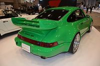 ポルシェ911Carrera RS3.8 Version
