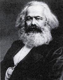 写真:カール・マルクス。人間社会の包括的な探究に挑み、経済から哲学、歴史、宗教まで幅広い分野に著作を残した