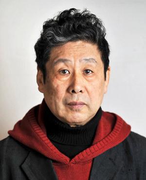 写真:横尾忠則さん