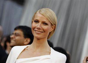 :4月24日、米ピープル誌が発表した2013年版「世界で最も美しい人」に、米女優グウィネス・パルトロー(40)が選ばれた。ハリウッドで昨年2月撮影(2013年 ロイター/Lucy Nicholson)