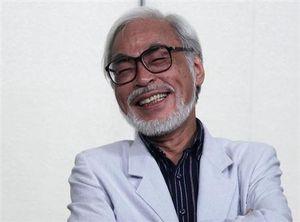 :1月16日、米アカデミー賞のノミネートが発表となり、宮崎駿監督の「風立ちぬ」が長編アニメ賞の候補に選ばれた。写真は昨年9月撮影(2014年 ロイター/Yuya Shino)