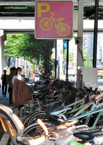 ショップのブログ : 放置自転車 ...