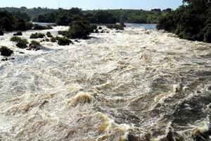 カルマ付近のナイル川