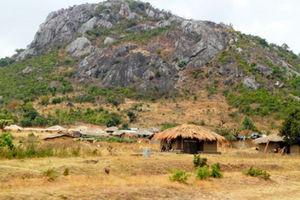 マラウイの農村