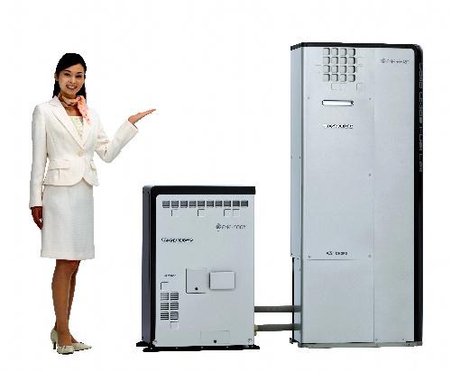 写真:大阪ガスが4月27日に発売する高効率の家庭用燃料電池「エネファームtypeS」=同社提供
