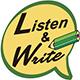 Listen & Write
