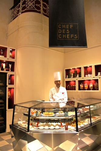 写真:資生堂パーラーの味をテイクアウトできるデリカテッセン「シェフ デ シェフ」