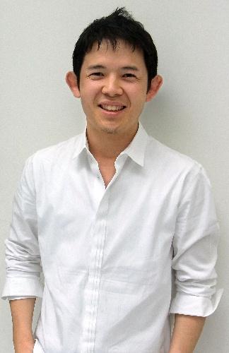 写真:イッセイミヤケの新デザイナーに就任した宮前義之