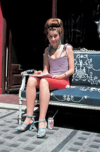 写真:「ストリート」誌(94年8月号、ロンドン)から