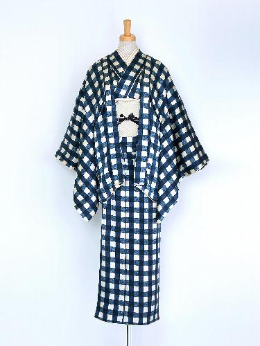 写真:ドゥーブルメゾンの着物