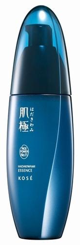 カラー写真:コーセーが発売する「肌極 はだきわみ 美容液」