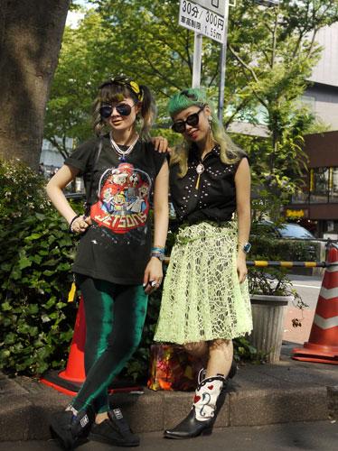 写真:bubbles sawthecityのオーナーとスタッフさん